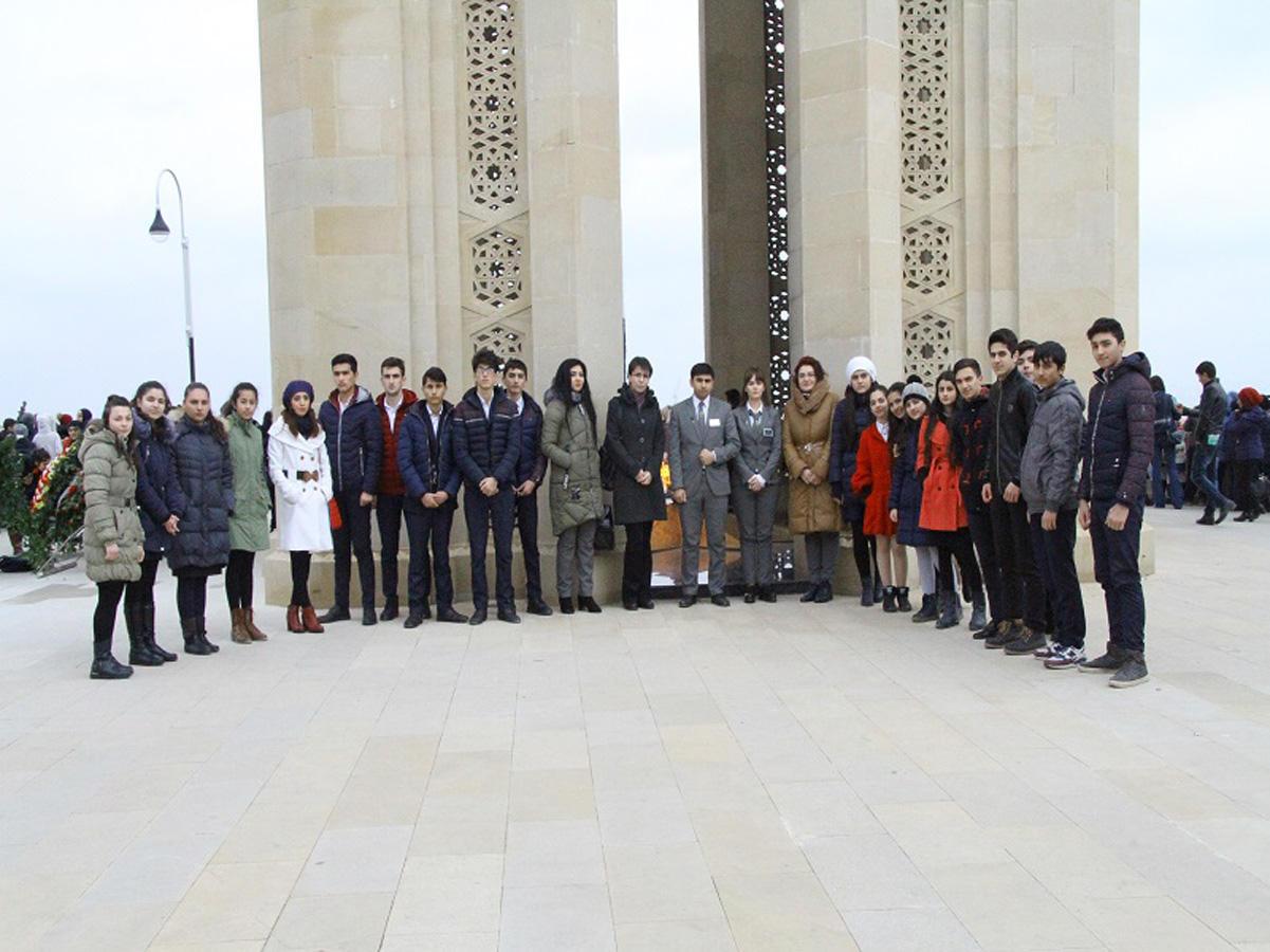 Bilik Fondu 20 yanvar şəhidlərini yad edib  (FOTO)