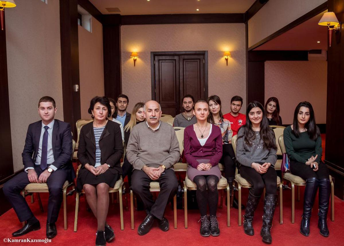 """""""Excelsior Hotel & Spa Baku"""" və Qərb Universiteti arasında əməkdaşlıq müqaviləsi imzalanıb (FOTO)"""