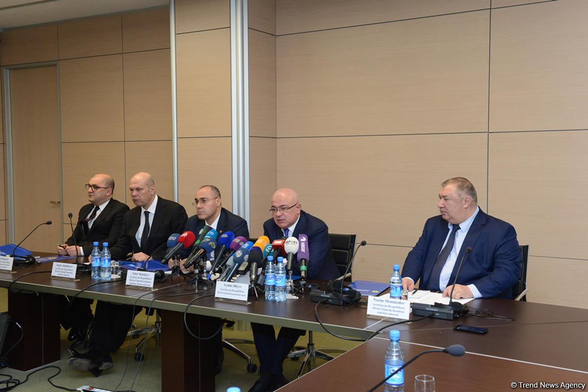 Azərbaycan-Gürcüstan sərhədində qatarların yoxlanması prosesi sürətləndiriləcək (FOTO)