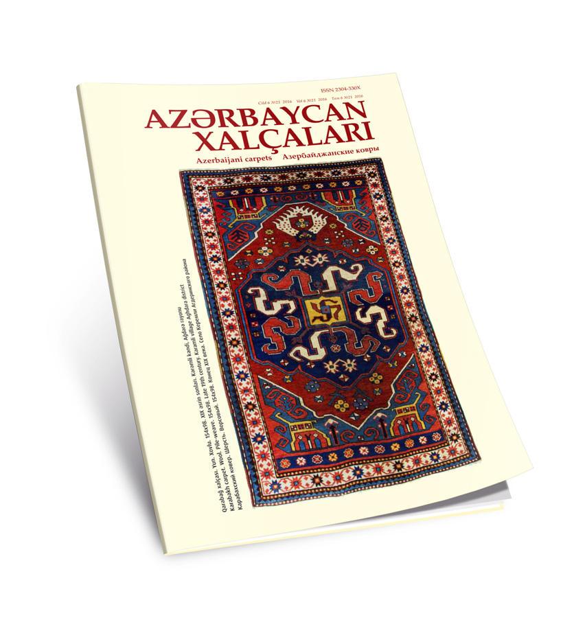 """""""Azərbaycan xalçaları"""" jurnalının 21-ci sayı nəşr olunub (FOTO)"""