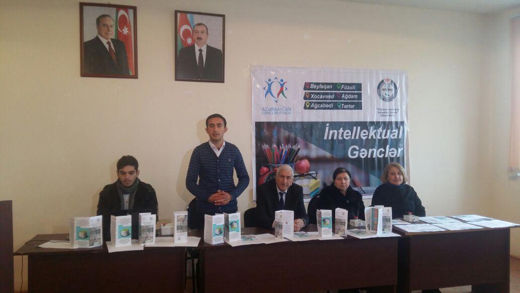 """Ağcabədidə """"Odlar Yurdu"""" qalib oldu (FOTO)"""