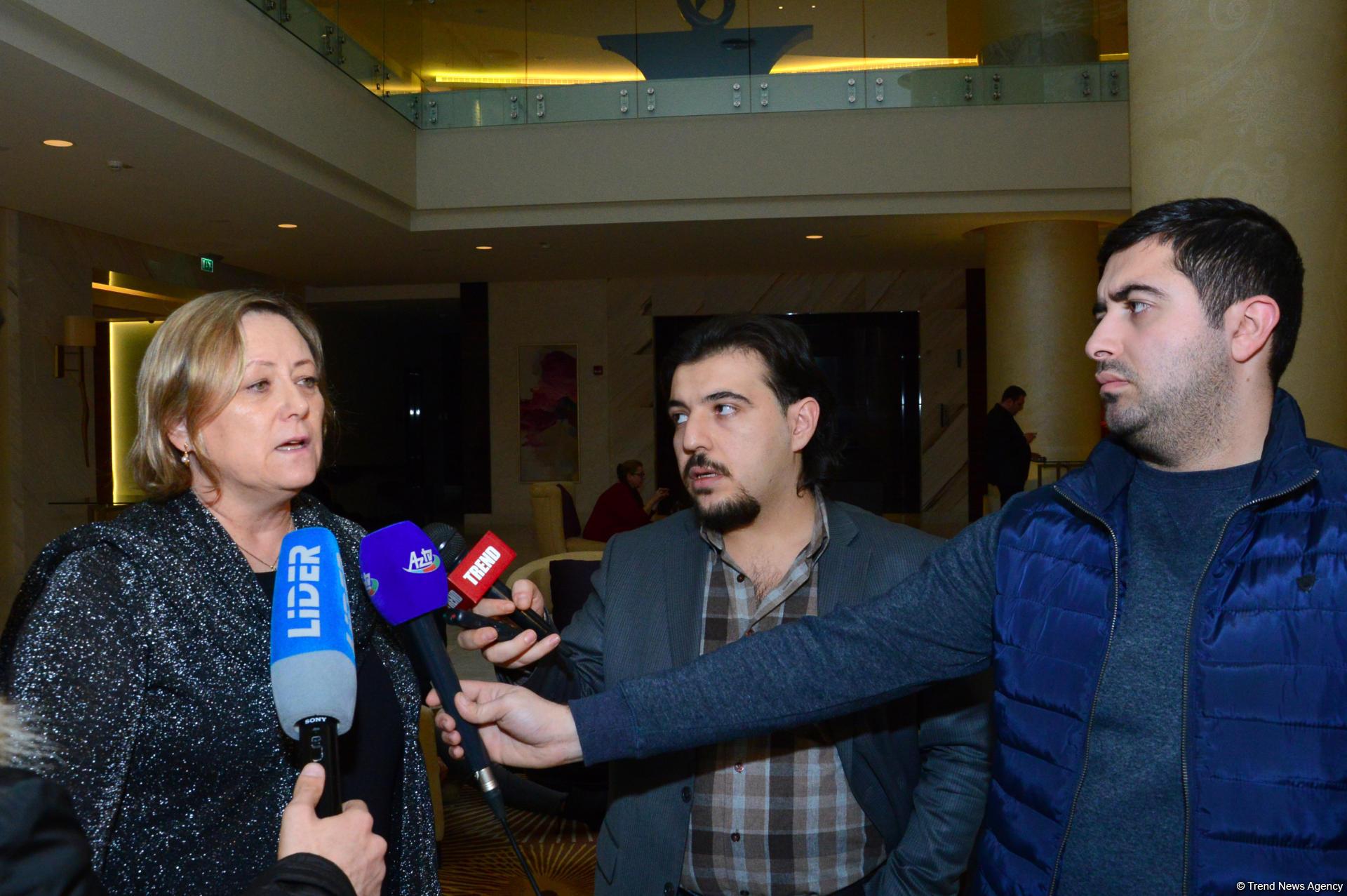 FIG texniki direktoru: Bakı Qitələrarası hakimlik kurslarının təşkilatçılığının öhdəsindən uğurla gəldi (FOTO)
