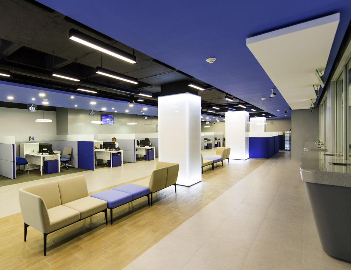 Azərbaycan Beynəlxalq Bankında xidmət səviyyəsi yüksəlir (FOTO)