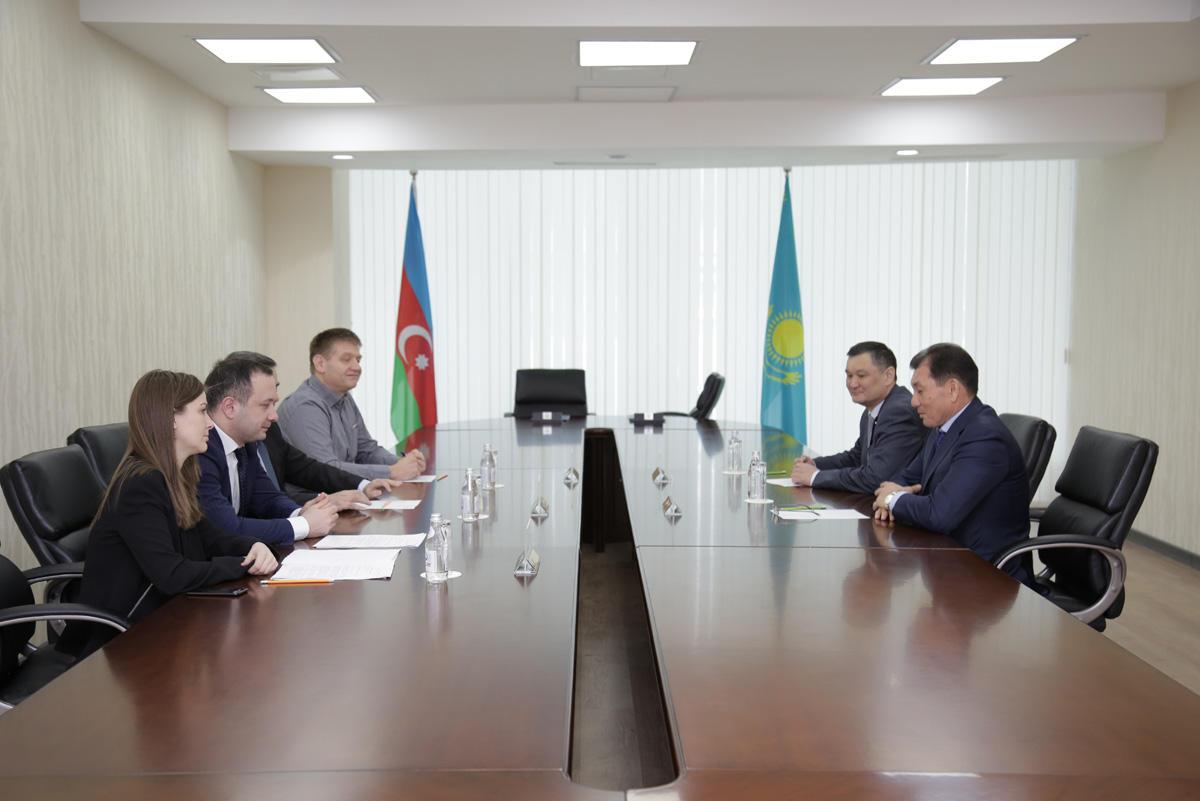 Азербайджану передана площадь под национальный павильон на EXPO-2017 (ФОТО)