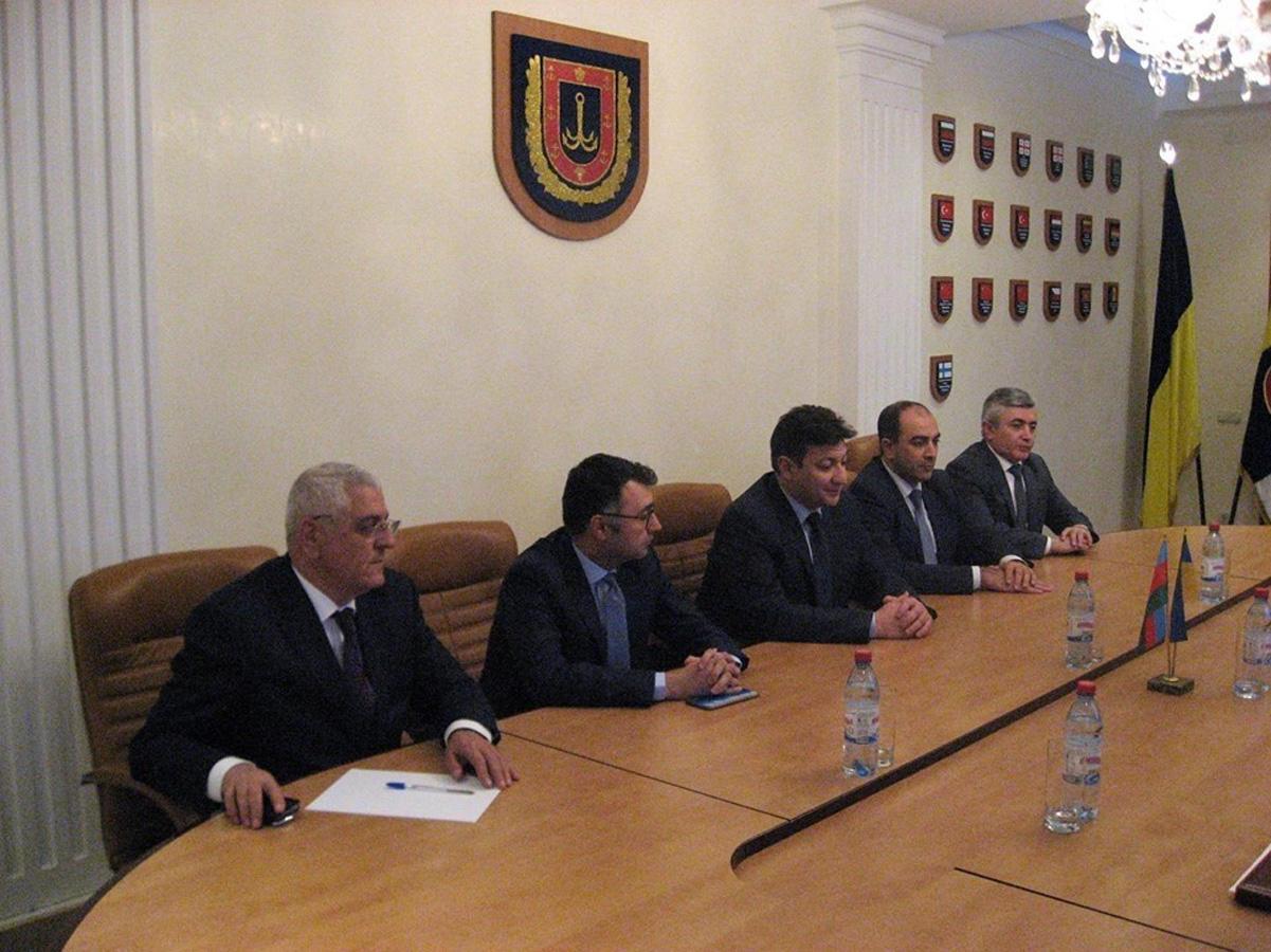 Odessada Azərbaycan parkı və mədəniyyət mərkəzi açılacaq  (FOTO)