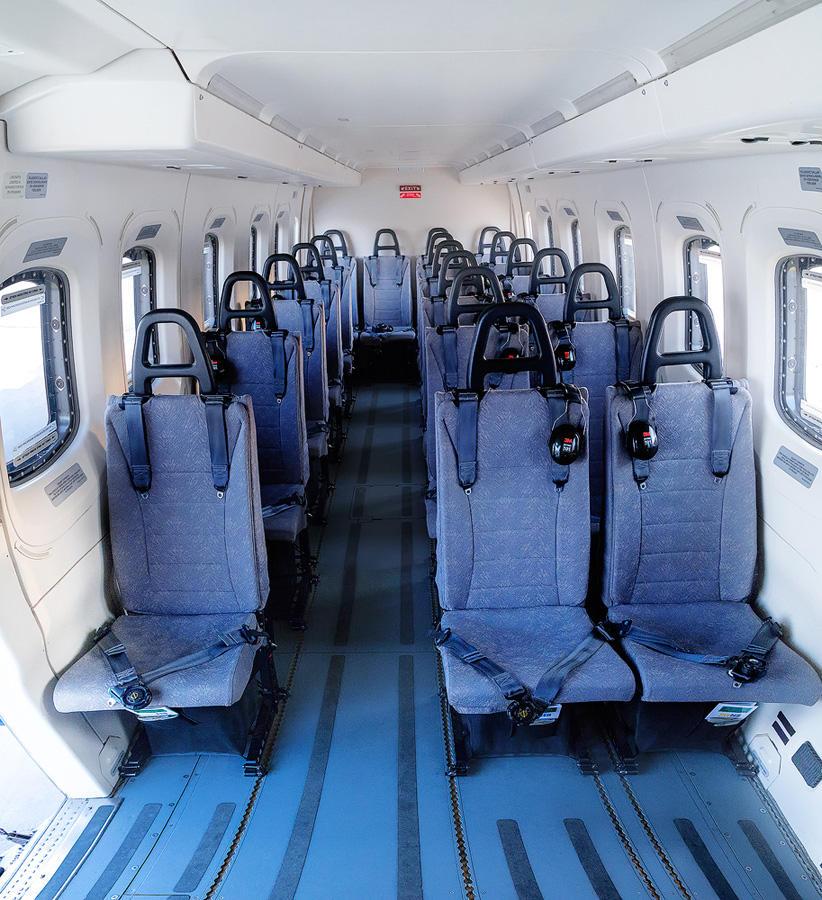 Silk Way Helicopter Services vertolyotla səyahət təklif edir (PHOTO)