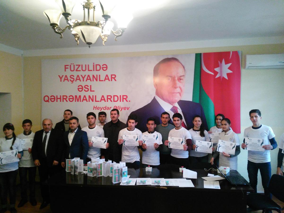 """""""Lələtəpə"""" komandası qalib oldu (FOTO)"""