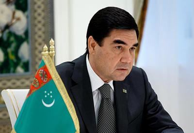 Строительство газопровода ТАПИ ведется высокими темпами - президент Туркменистана