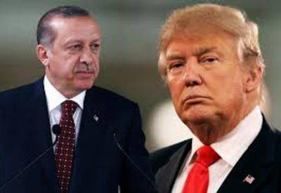 Erdogan, Trump discuss Syria and Russia by phone