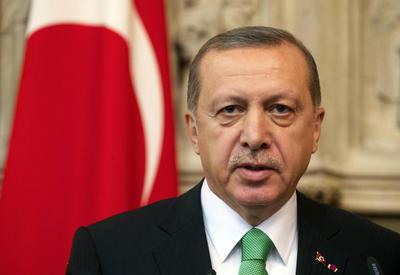 Erdogan ratifies agreement to create UN bank in Turkey