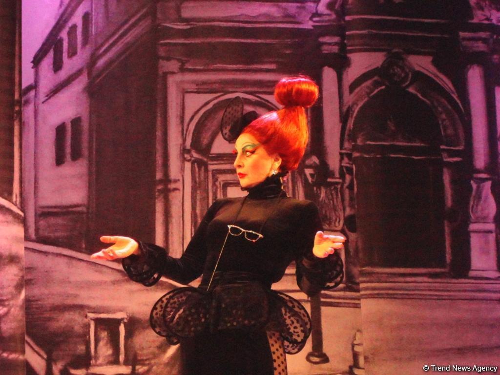 Последняя страсть актрисы Натальи Шаровской, или А дождь себе льет да льет...(ФОТО)