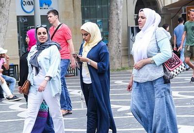 Граждане каких стран чаще всего приезжают в Азербайджан