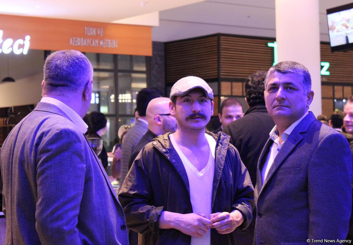 The Game: противостояние азербайджанских и турецких звезд в погоне за алмазом (ФОТО)