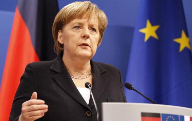 Merkel İstabula səfərə gəlib