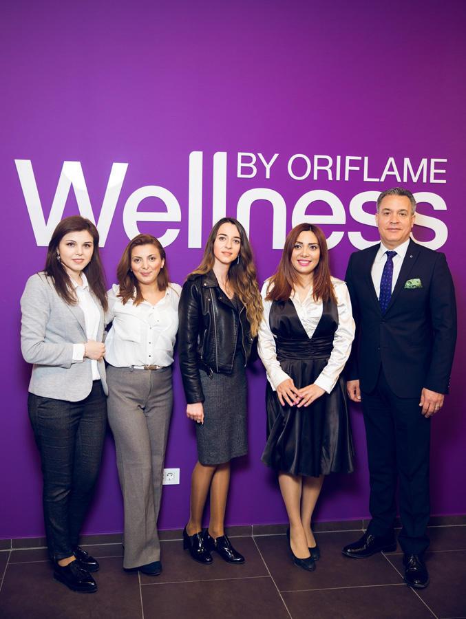"""""""Wellness by Oriflame"""" layihəsi (FOTO)"""