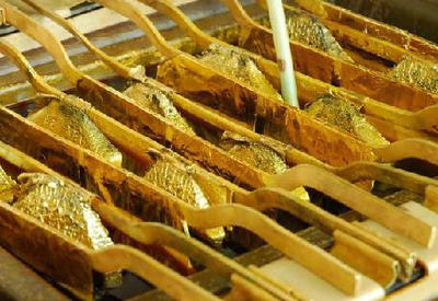 Gold production increases in Azerbaijan