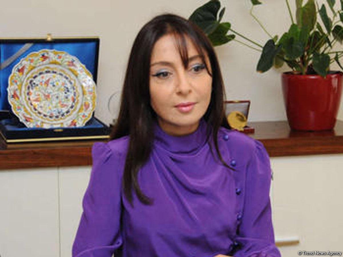 Nərgiz Paşayeva AMEA-nın vitse-prezidenti seçilib