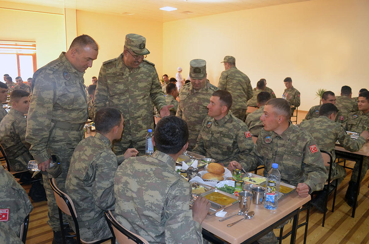 Azerbaycan ve Türkiye'den Ortak Askeri Tatbikat (Görüntü, Fotoğraf)