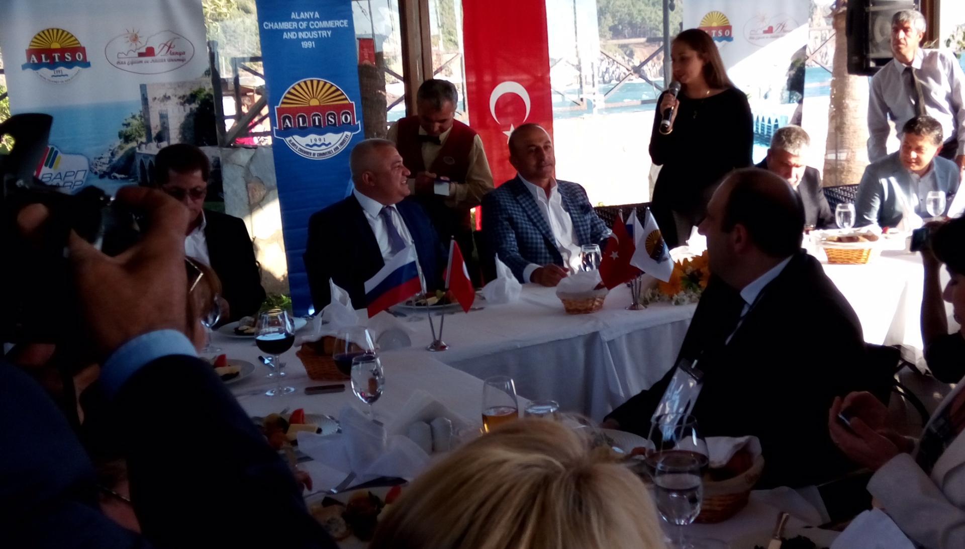 Bakan Çavuşoğlu: Türkiye-Azerbaycan-Rusya işbirliği mekanizması bölgede istikrarı güçlendirecek (Özel)
