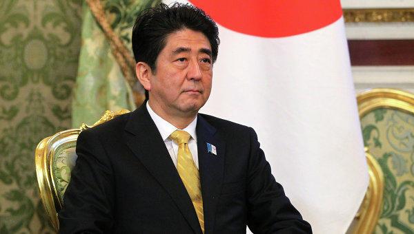 Названа цель визита Абэ в Иран