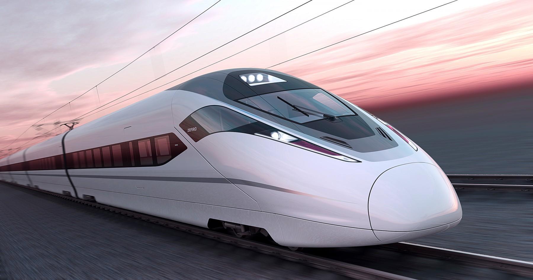 К 2020 году в Китае будет введен в эксплуатацию беспилотный поезд на магнитной подушке скоростью 200 км/ч