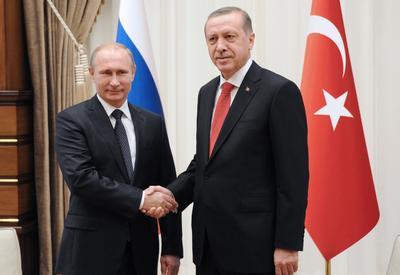 Эрдоган и Путин обсудят ситуацию в Сирии
