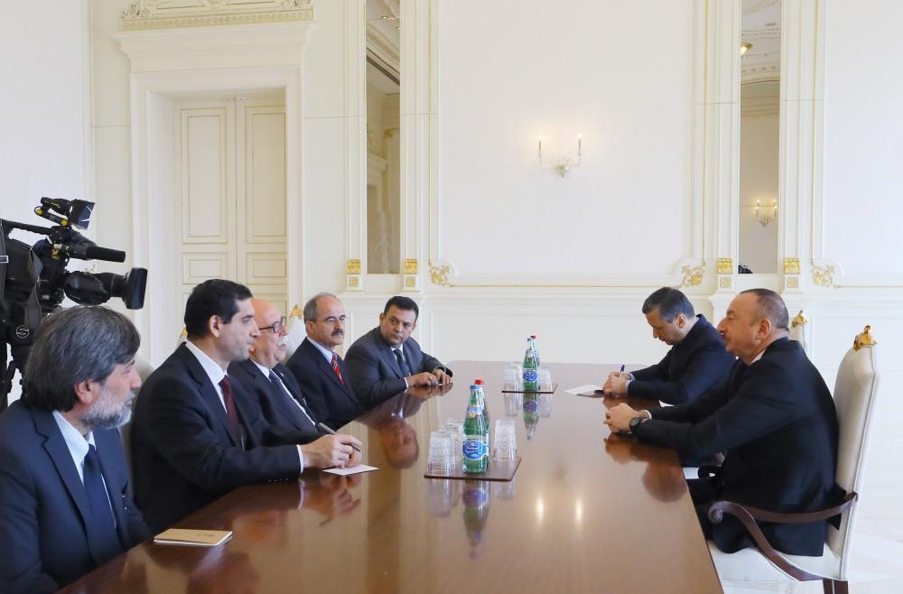 Cumhurbaşkanı Aliyev: Azerbaycan AKPM'nin Türkiye'ye ilişkin adaletsiz kararını kararlılıkla kınıyor (Fotoğraf)