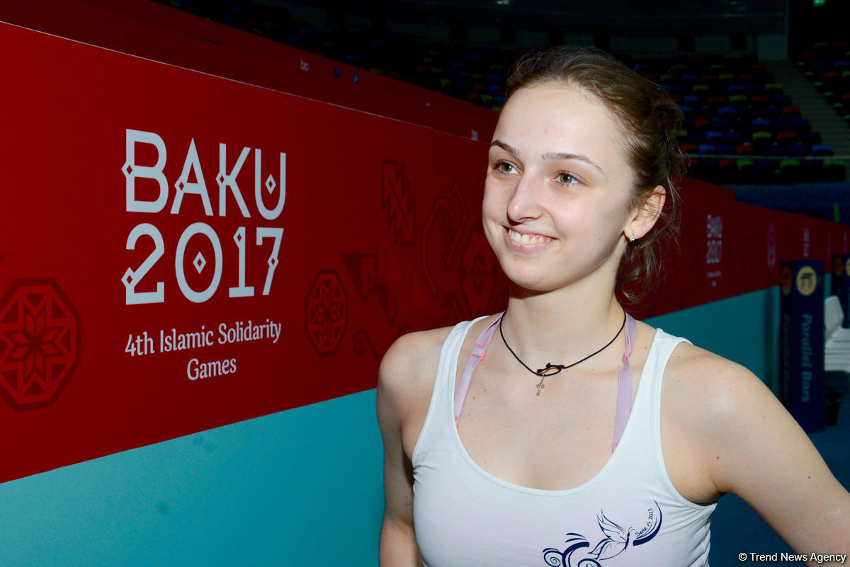 Durunda ready for Baku 2017 Games with new programs (PHOTO)