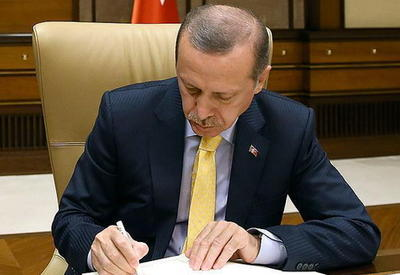 Erdogan ratifies bill on establishment of National cosmic agency