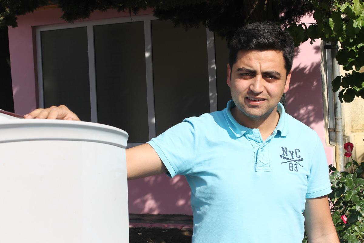 """Amil Xəlil bu dəfə də Salyandan """"Bura Vətəndir!"""" deyəcək...(FOTO,VİDEO)"""