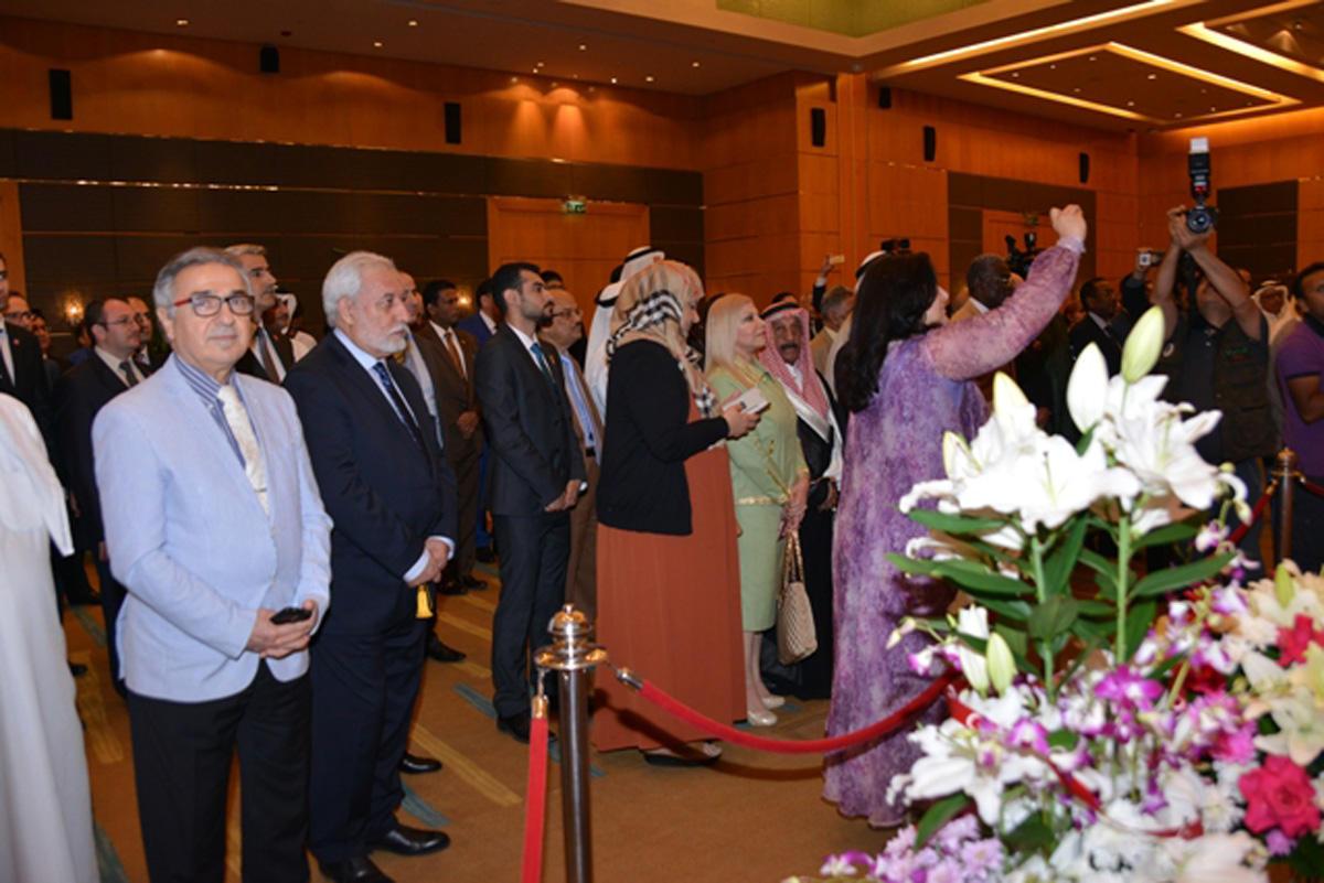 Küveytdə 28 May-Respublika Günü münasibəti ilə rəsmi qəbul keçirilib (FOTO)