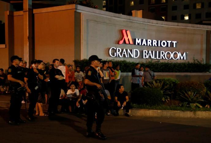 Manilada mehmanxanaya edilən hücumdan sonra 34 nəfərin cəsədi tapılıb (FOTO) (YENİLƏNİB-3)