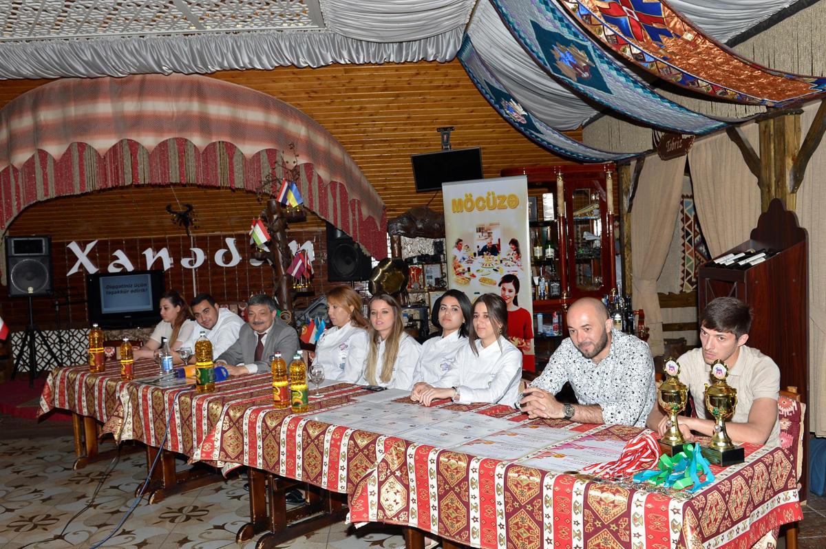 """""""Möcüzə"""" yağları beynəlxalq festivallarda aşpazlarımıza uğur qazandırıb (FOTO)"""