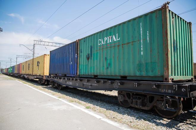 Крупнейший ж/д оператор Юго-Восточной Европы присоединился к Транскаспийскому маршруту
