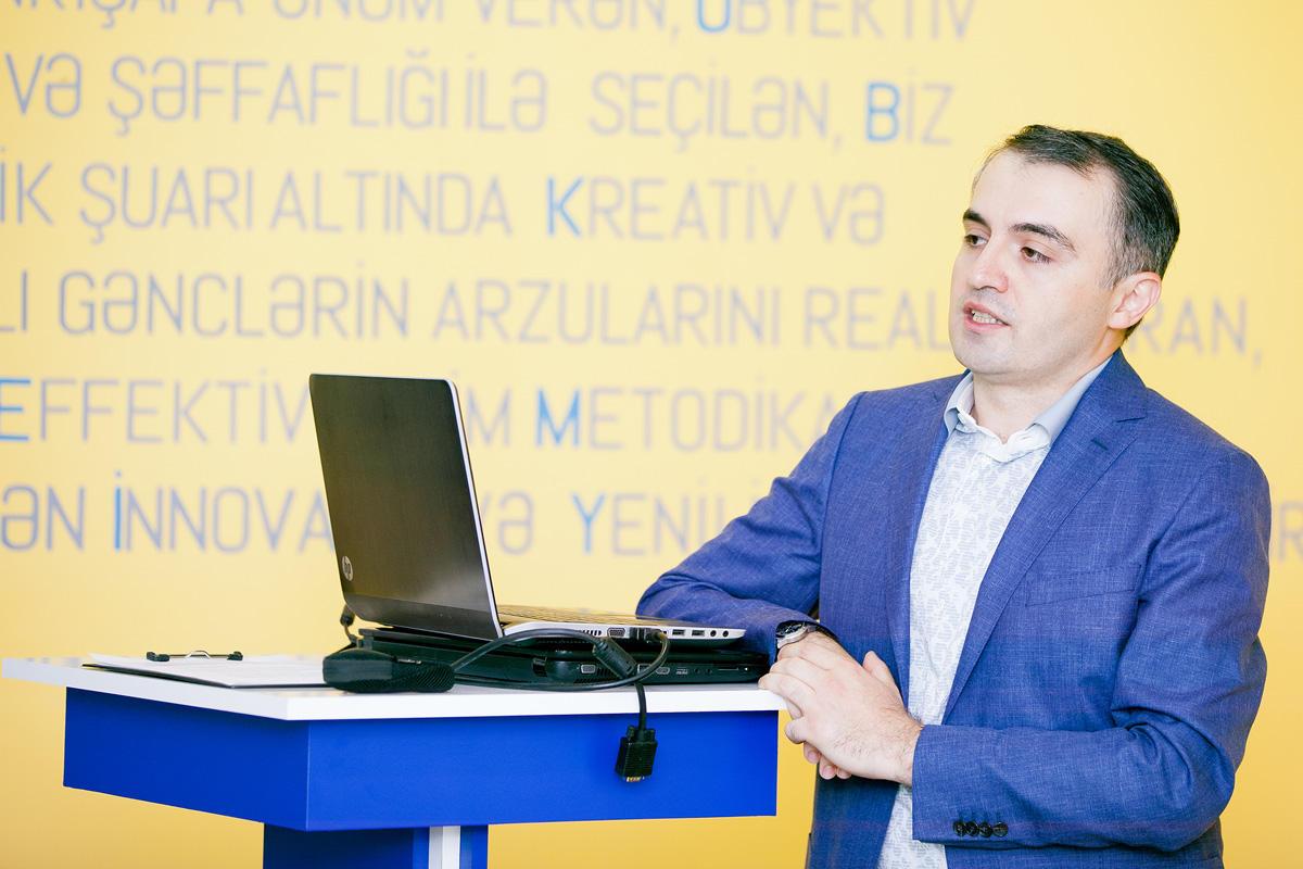 """Bank of Baku """"BoB Akademiya"""" adlı yeni təlim mərkəzini istifadəyə verib (FOTO)"""