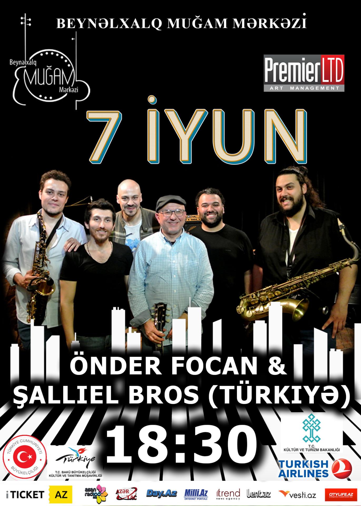 Türkiyənin məşhur caz qrupu Bakıda konsert verəcək (FOTO)