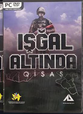 Azərbaycanda yeni kompüter oyunu yaradıldı (FOTO)