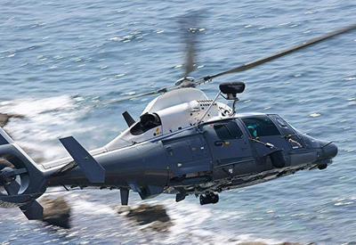 Croatian military helicopter crashes into Adriatic Sea