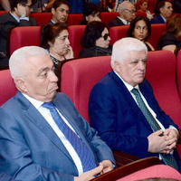 Energetika naziri Natiq Əliyevlə vida mərasimi keçirilib (FOTO) (YENİLƏNİB)