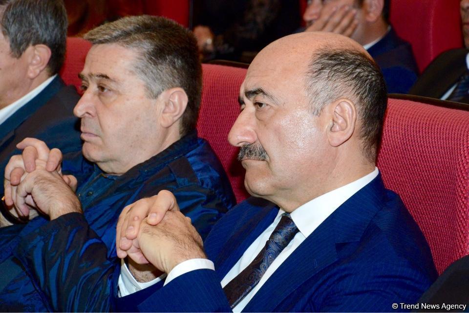 Farewell ceremony for Azerbaijani Energy Minister Natig Aliyev in Baku (PHOTO)