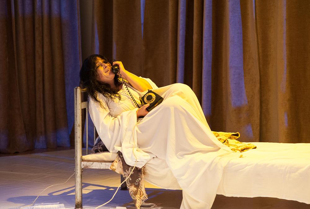 Голос одинокой азербайджанской актрисы: Еще можно жить, можно дышать! (ФОТО)
