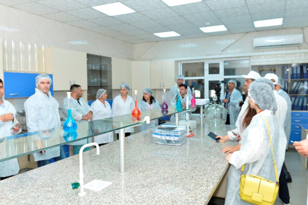 """""""Qafqaz"""" Konserv Zavodu 8 ildə yerli istehsalçılardan ət qəbul etməyib (FOTO)"""