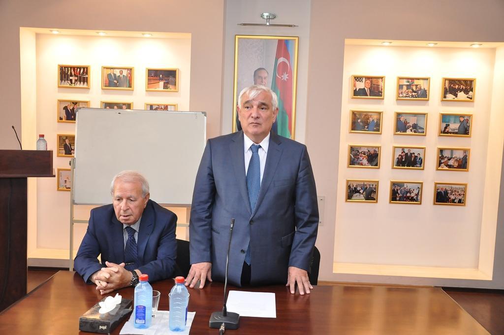 ADU-da Milli Qurtuluş Gününə həsr olunmuş tədbir keçirilib (FOTO)