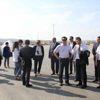 Qaradağ rayonu ilə Seul şəhəri arasında niyyət protokolu imzalanıb (FOTO)