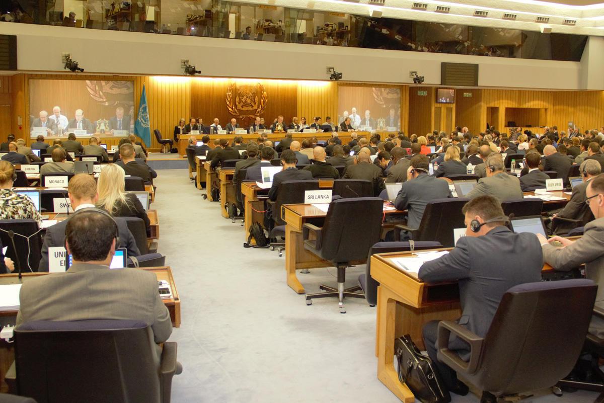 Azərbaycan IMO-nun 98-ci sessiyasında iştirak edib (FOTO)