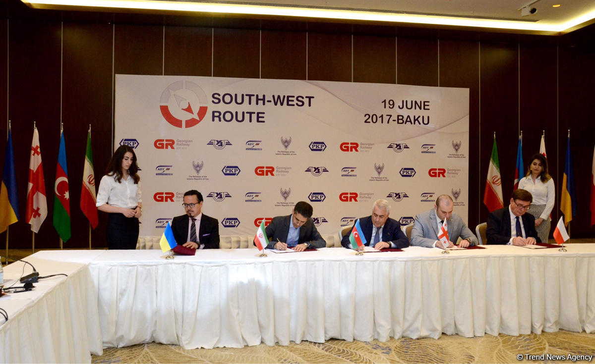 Protocol signed on South-West corridor project (PHOTO)