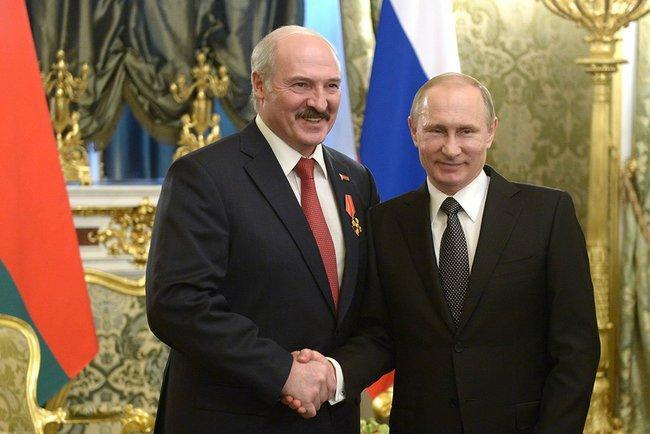Lukaşenko və Putin Ermənistan rəhbərliyini işğal olunmuş rayonları qaytarmağa çağırıb