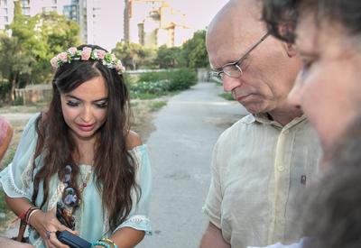 Баку знакомства жешним знакомства с факерами все серии