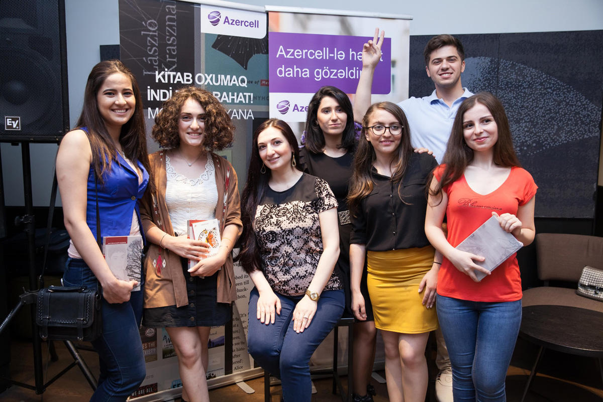 """Season finale of """"The youth is reading"""" project held (PHOTO)"""