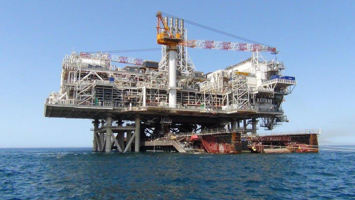 First Shah Deniz 2 platform topsides installed (PHOTO)